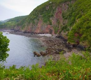 Woody Bay, North Devon